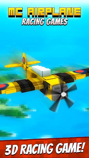 MC Airplane Racing Games 1.0.0 screenshots 11