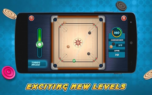 Carrom Live- screenshot thumbnail