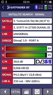 SATFINDER BT DVB-S2 - náhled