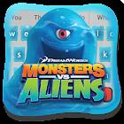 Monsters vs. Aliens B.O.B. Keyboard Theme icon