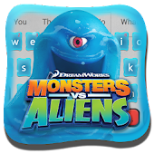 Monsters vs. Aliens B.O.B. Keyboard Theme