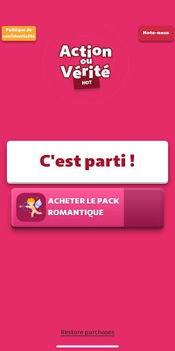 Action ou Vu00e9ritu00e9 - Hot Apk 1
