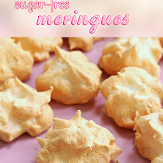 Sugar-free Meringues