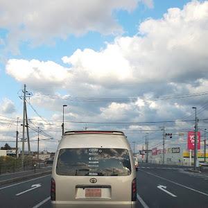 ハイエース  コミューターのカスタム事例画像 Yuta.com8888さんの2020年12月23日10:18の投稿