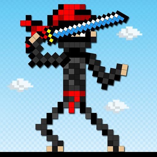 Attacking Ninja Sword Duel 冒險 App LOGO-APP試玩