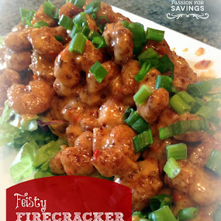 Firecracker Shrimp.