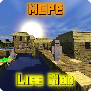 Life Mod for MCPE for PC and MAC