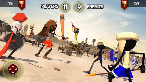 Persian Rise Up Battle Sim 1.0 screenshots 4