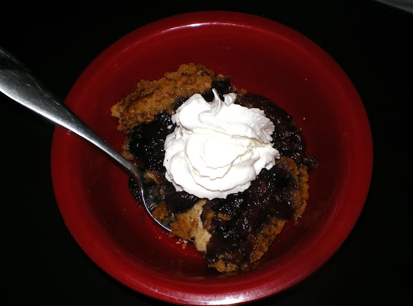 Cherry Pie Cake Recipe