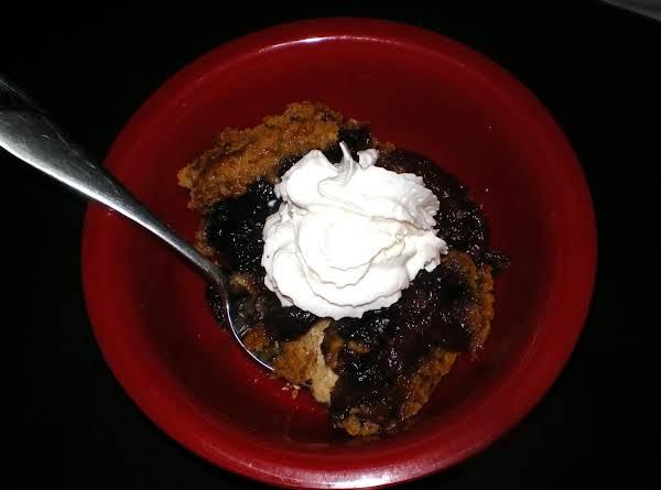 Cherry Pie Cake