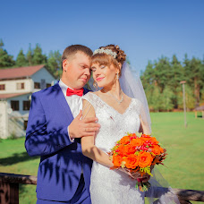 Wedding photographer Evgeniya Raduga (jenyaraduga). Photo of 16.11.2017