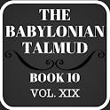 BABYLONIAN TALMUD BOOK 10 icon