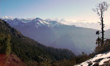 Photo: Morgenstimmung in Tharepati