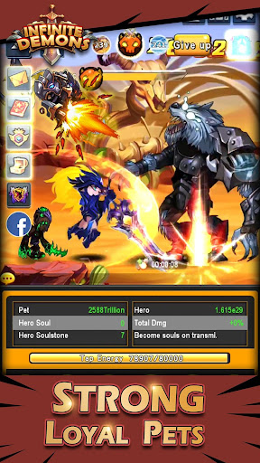 Infinite Demons  screenshots EasyGameCheats.pro 3