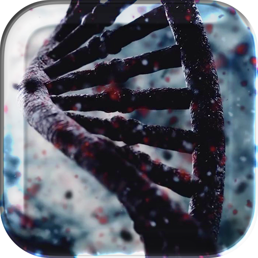DNA 3D Live Wallpaper 個人化 LOGO-玩APPs