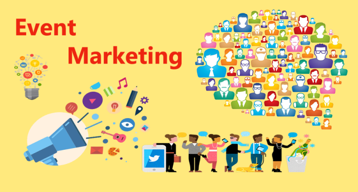 Meaning of event marketing