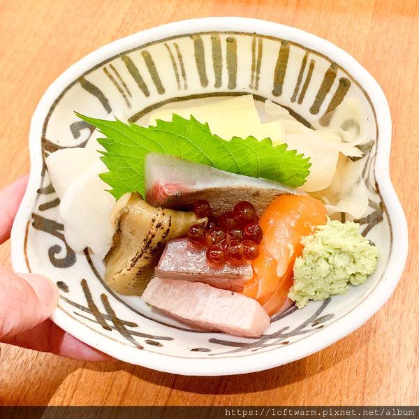 大七割烹壽司日本料理 享受美食氛圍的無菜單料理餐廳 初訪嚐鮮好吃的午間套餐...
