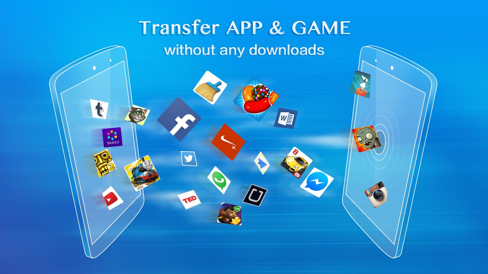 Cm Transfer Share Files Android Apps On Google Play