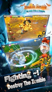 Zombie Shooter Zombie io 1.0.12 MOD (Unlimited Money) 1