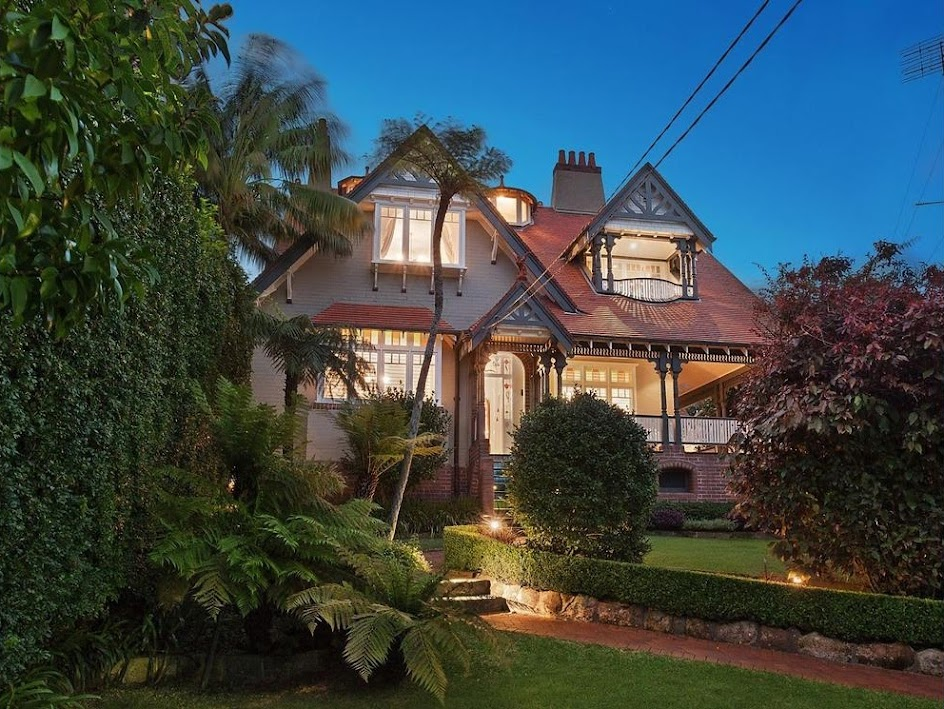 Dragonfels, 20 Iredale Avenue, Cremorne Point, NSW, sold for around $4 million