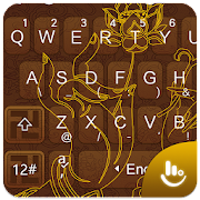 Buddha Lotus Keyboard Theme