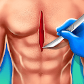 Open Heart Surgery Hospital : Offline Doctor Games icon