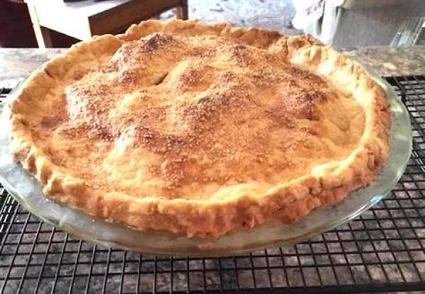 Apple Pie From Grandma's Kitchen Recipe
