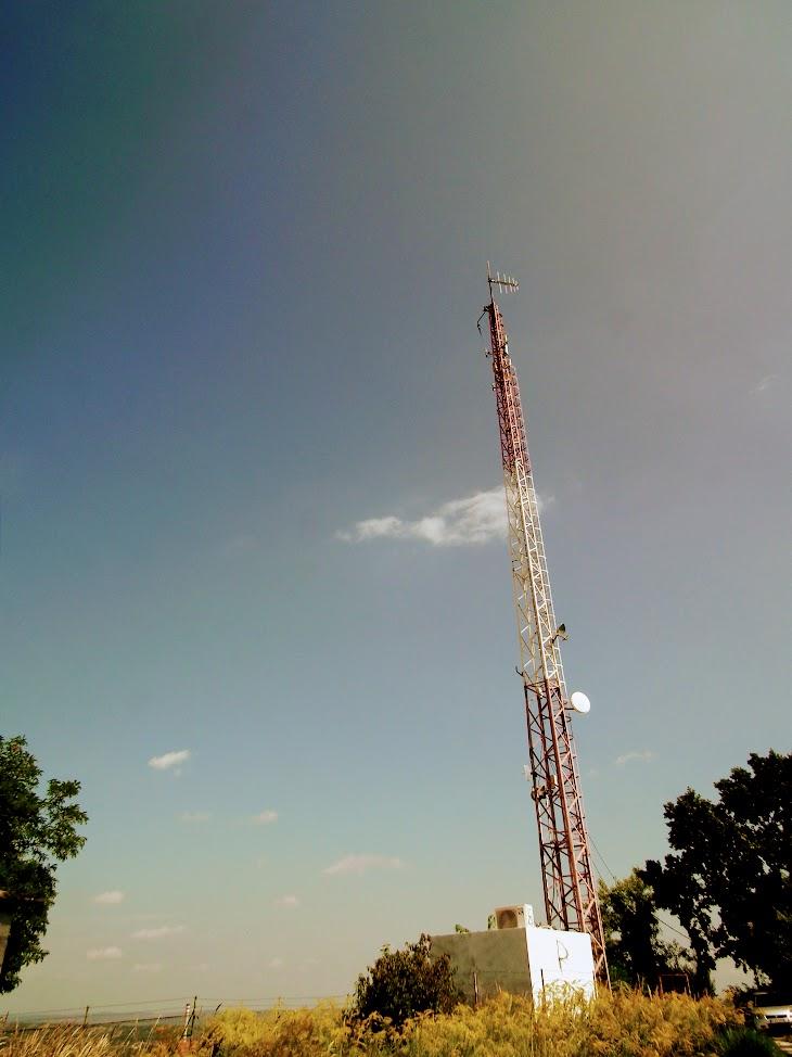 Miskolc/Örömhegy-tető - helyi URH-FM adóállomás