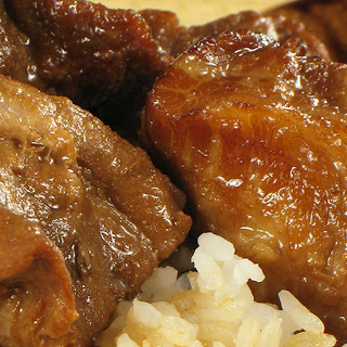 Slow Cooker Pork Adobo.