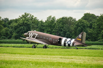 Photo: Douglas C-47 W-7, please visit  http://www.1941hag.org/c_47.html and http://normandy2014.blogspot.ca