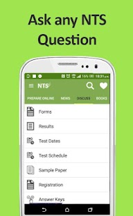 NTS Test Preparation & Jobs- screenshot thumbnail