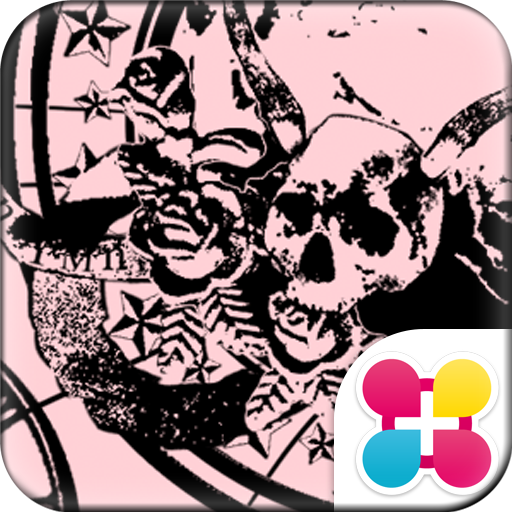 Cool Wallpaper Clockwork Pink Icon