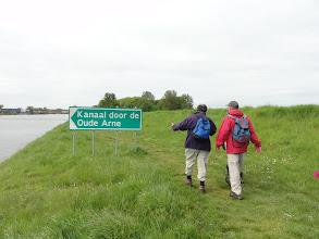 Photo: Arnemuiden is vlakbij. Onwillekeurig denk ik aan het lied  van de klok van Arnemuiden.