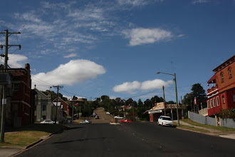 Photo: Year 2 Day 227 -  Main High Street in Gundagai