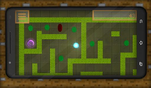 Maze cube MyCraft