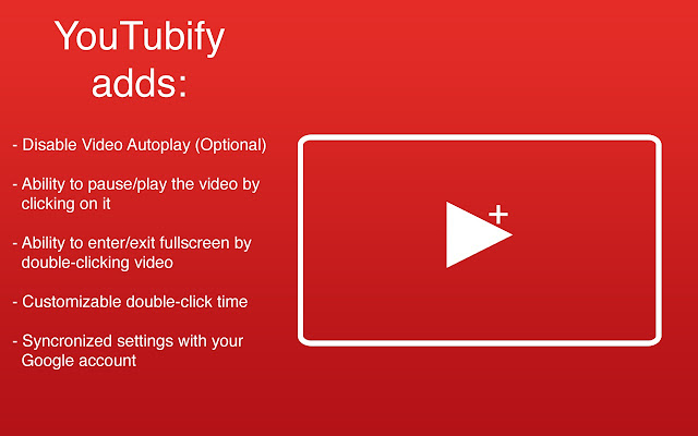 YouTubify