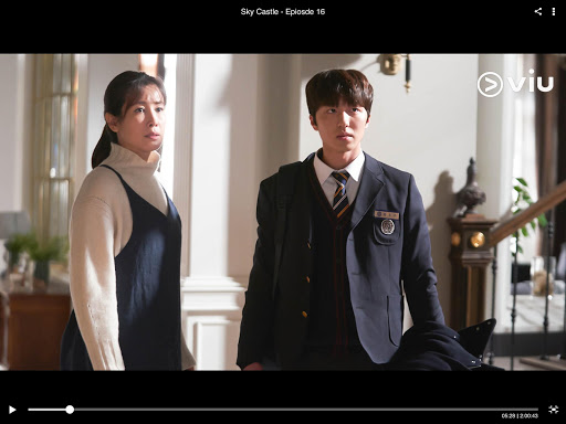 Screenshot for Viu for Tablet in Hong Kong Play Store