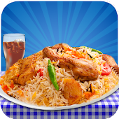 Biryani - Chicken Biryani Recipe Game