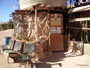 Photo: One of the most famous dugouts in Coober  Pedy
