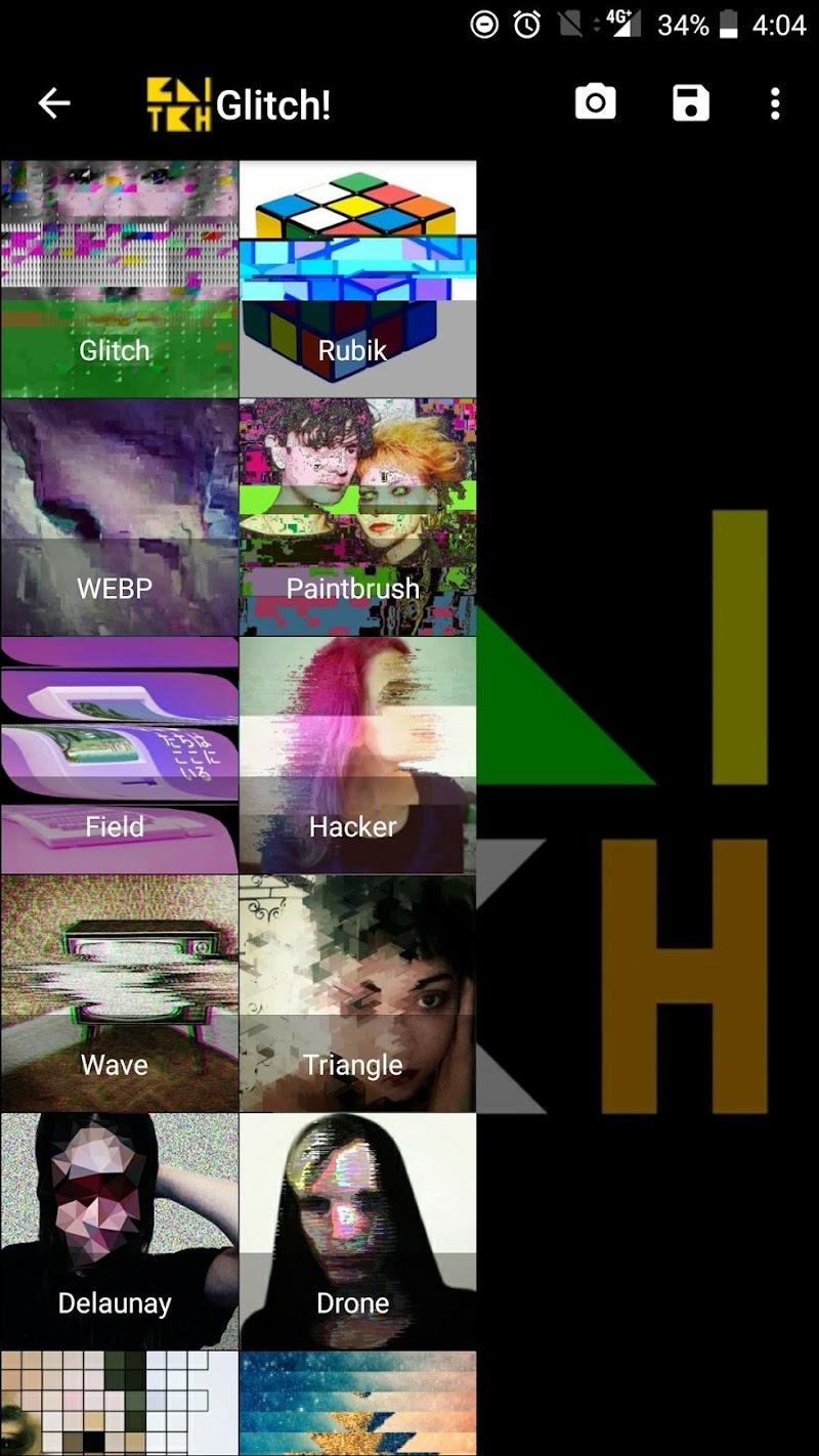 Glitch! (glitch4ndroid) Screenshot 7