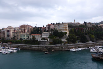 Photo: Arrivée à Gênes