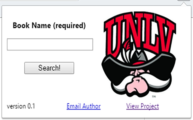 Search UNLV Library