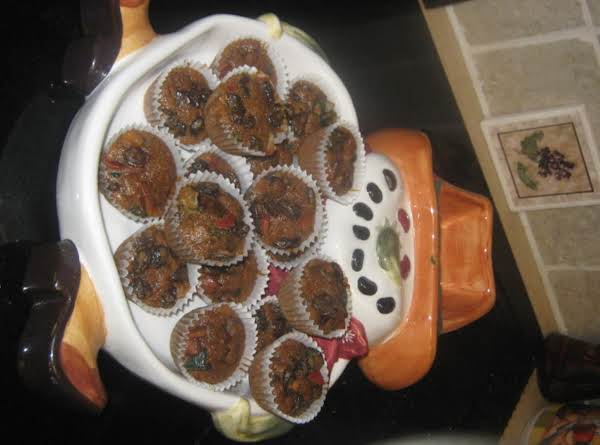 Fruit Cake Bon Bons