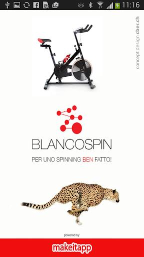 spinning Ben Nott blancospin