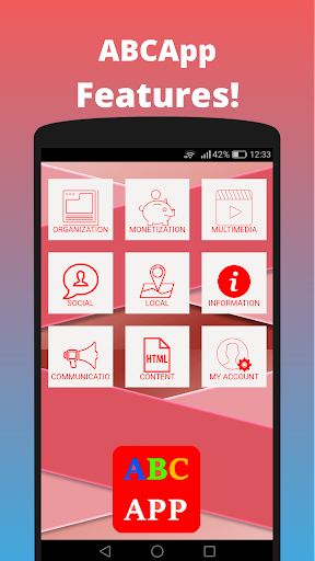 ABC Easy App  screenshots 1