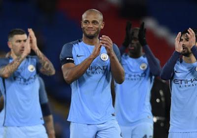 Guardiola heureux pour Kompany