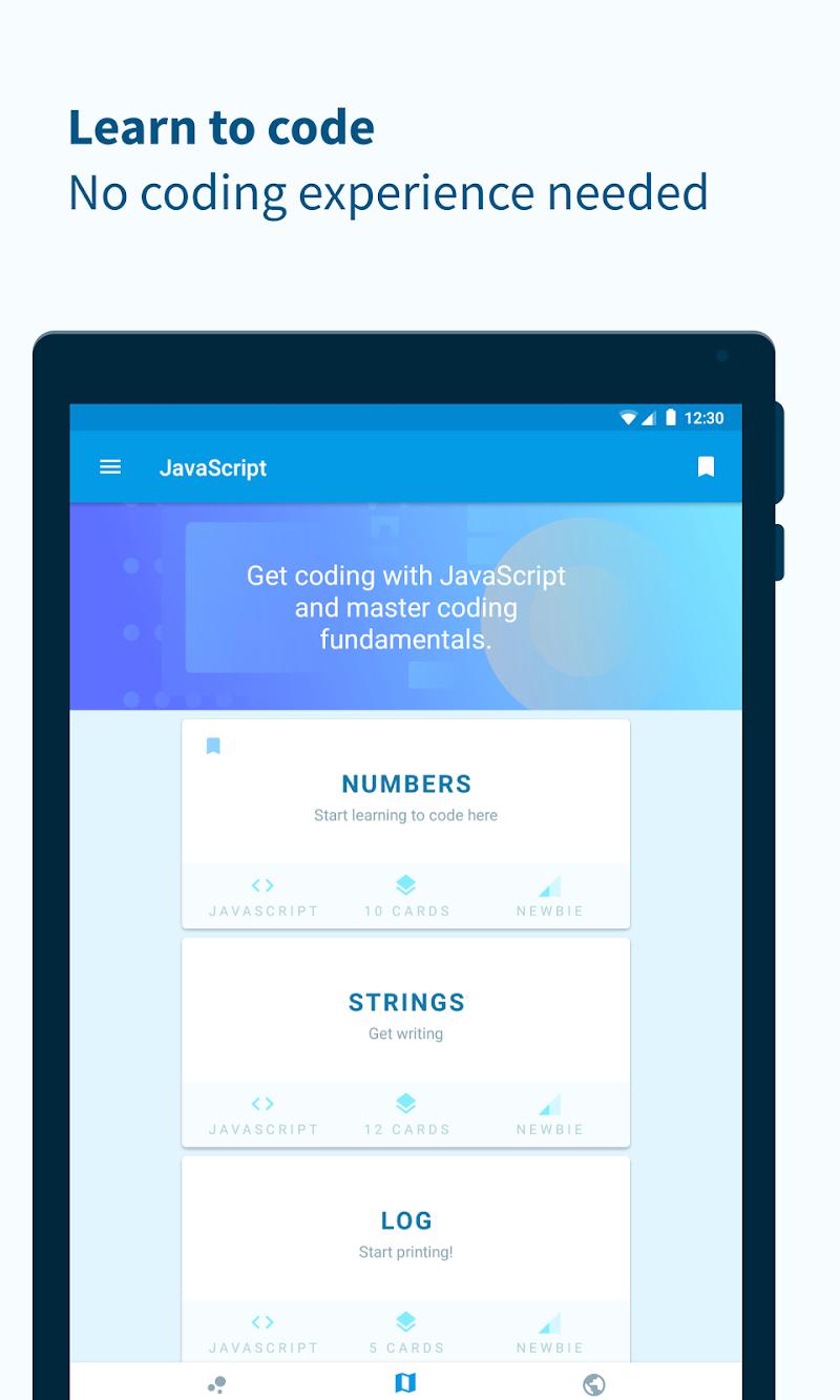Encode: Learn to Code Screenshot 10