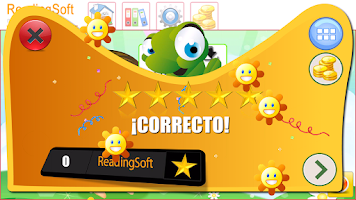Screenshot of Learn to Read Spanish