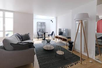 Studio meublé 35,5 m2