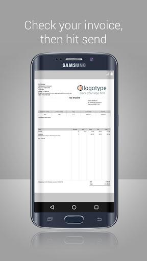 Invoice Maker u2013 estimate, invoices and receipt app 4.3.11 Screenshots 5